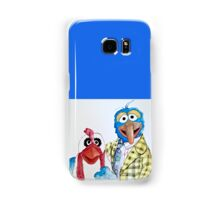 Gonzo and his lady Samsung Galaxy Case/Skin