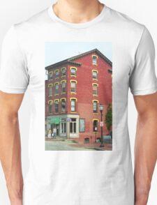 Portland, Maine - Silver Street T-Shirt