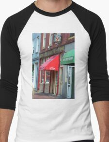 Portland, Maine - Shops Men's Baseball ¾ T-Shirt