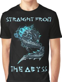 Lagia Straight from the Abyss Graphic T-Shirt