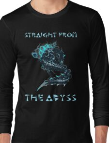 Lagia Straight from the Abyss Long Sleeve T-Shirt