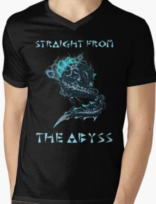 Lagia Straight from the Abyss Mens V-Neck T-Shirt