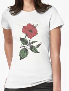 My Hibiscus - Digital Art T-Shirt