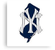New york Yankees - new jersey fan Canvas Print