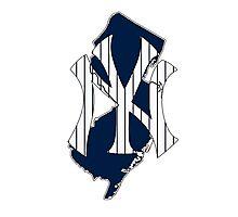 New york Yankees - new jersey fan Photographic Print