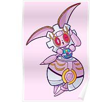 Pokeball Princess Magiana Poster
