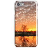 February 2015 East Texas Morning Sunrise iPhone Case/Skin