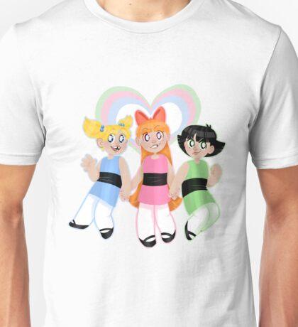 POWERPUFF!!! Unisex T-Shirt