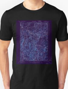 New York NY Russell 129265 1918 62500 Inverted T-Shirt