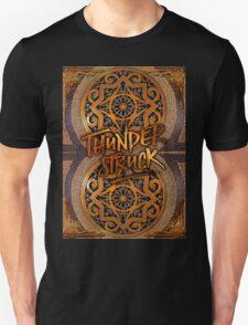 Thunderstruck Palais Garnier Opera Mosaic Tiles Paris France T-Shirt