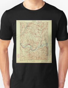 New York NY Apalachin 139179 1904 62500 T-Shirt