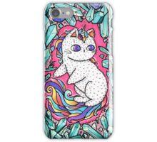 Unicorn  kitty iPhone Case/Skin