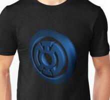Blue Lantern Serenity Unisex T-Shirt