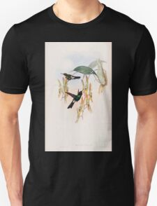 A monograph of the Trochilidæ or family of humming birds by John Gould 1861 V4 158 T-Shirt