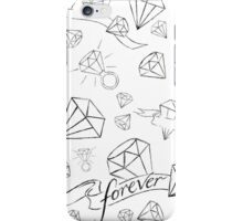 forever lucky iPhone Case/Skin