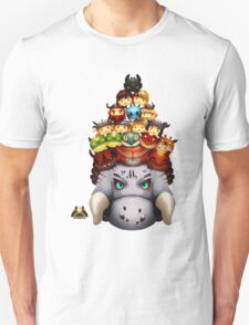 Stack Your Dragons Unisex T-Shirt