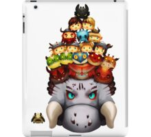 Stack Your Dragons iPad Case/Skin