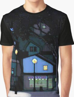 City by night Graphic T-Shirt