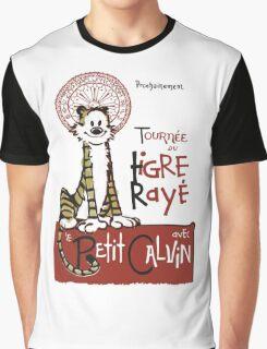 Tigre Raye Graphic T-Shirt
