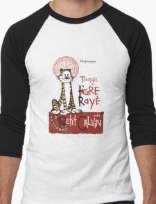 Tigre Raye Men's Baseball ¾ T-Shirt