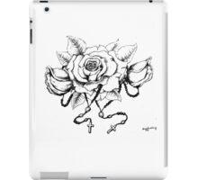 Rosary Rose iPad Case/Skin