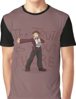 The Truth is Out There! Graphic T-Shirt