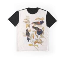 A monograph of the Trochilidæ or family of humming birds by John Gould 1861 V3 292 Ramphomicron Herrani Graphic T-Shirt