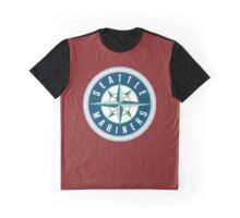 Seattle Mariners Graphic T-Shirt