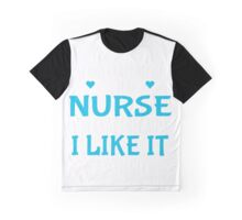 Nursing T-Shirts Funny Graphic T-Shirt