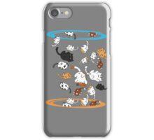 Neko Portals iPhone Case/Skin