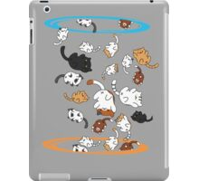 Neko Portals iPad Case/Skin