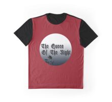 The Queen of the Night funny nerd geek geeky Graphic T-Shirt