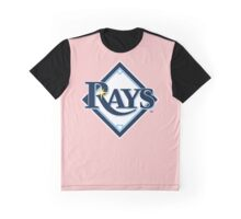 Tampa Bay Rays Graphic T-Shirt