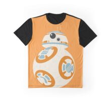 BB-8 Star Wars Design Graphic T-Shirt