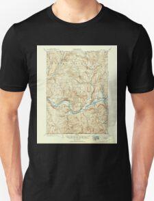 New York NY Apalachin 136663 1901 62500 T-Shirt
