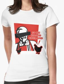 PARODY Womens Fitted T-Shirt