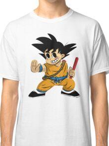 Kid Goku Classic T-Shirt