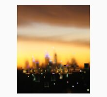 City in evening dress - City sunset, Perth Classic T-Shirt