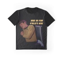 Have no fear, O'Riley's here. Graphic T-Shirt
