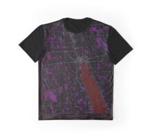 New York NY Skaneateles 136180 1955 24000 Inverted Graphic T-Shirt