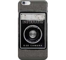 Vintage Camera cell phone case camera geeks iPhone Case/Skin