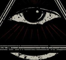 All-Seeing Eye Sticker
