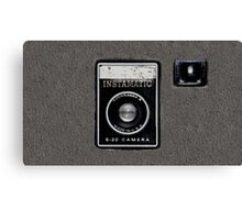 Vintage Camera cell phone case camera geeks Canvas Print