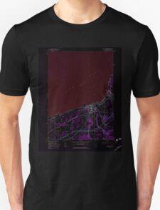 New York NY Silver Creek 136168 1960 24000 Inverted T-Shirt