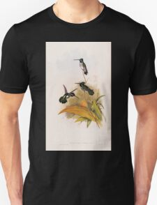 A monograph of the Trochilidæ or family of humming birds by John Gould 1861 V4 234 T-Shirt