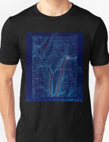 New York NY Penn Yan 148192 1903 62500 Inverted T-Shirt