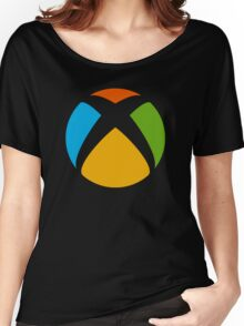 Xbox-Win design  Women's Relaxed Fit T-Shirt