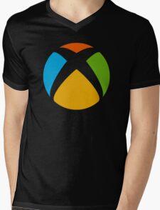Xbox-Win design  Mens V-Neck T-Shirt