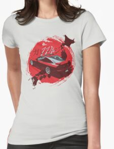 Garage 114 - JDM Edition Womens Fitted T-Shirt