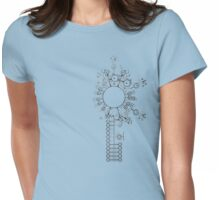 Analytic Engine Womens Fitted T-Shirt